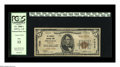 National Bank Notes:Kentucky, Pikeville, KY - $5 1929 Ty. 1 The Pikeville NB Ch. # 7030. A PCGSFine 12 from a somewhat scarcer bank in Pike Count...