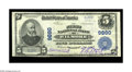 National Bank Notes:Kentucky, Wilmore, KY - $5 1902 Plain Back Fr. 601 The First NB Ch. # 9880.This comes from a very rare bank which was the sole is...