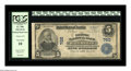 National Bank Notes:Maine, Waterville, ME - $5 1902 Plain Back Fr. 598 The Ticonic NB Ch. # 762. Notes from this Kennebec County locale are strongl...