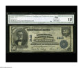 National Bank Notes:Maryland, Baltimore, MD - $50 1902 Plain Back Fr. 682 The Merchant's NationalBank Ch. # 1413. This $50 Plain Back bears the fourt...