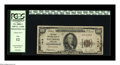 National Bank Notes:Maryland, Baltimore, MD - $100 1929 Ty. 1 The First NB Ch. # 1413. This bankissued under no less than five titles. This 1929 $10...
