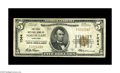 National Bank Notes:Maryland, North East, MD - $5 1929 Ty. 1 The First NB Ch. # 7064. This CecilCounty bank is extremely rare in both large and small...