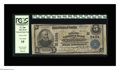 National Bank Notes:Missouri, Kansas City, MO - $5 1902 Plain Back Fr. 600 The Gate City NB Ch.#(M)9404. This institution issued Date Backs and Plain...