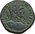 Ancients:Roman Provincial , Ancients: THRACE. Philippopolis. Geta (AD 209-211). Æ 28mm (14.96gm). Choice XF, smoothing....