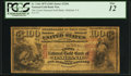 National Bank Notes:California, Oakland, CA - $100 Original National Gold Bank Note Fr. 1166 The Union National Gold Bank Ch. # 2266. ...