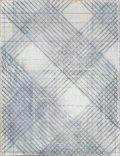 Paintings, Mark Hagen (b. 1972). To Be Titled (Additive Painting #89), 2012. Acrylic on burlap over panel. 68 x 52 inches (172.7 x ...