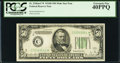 Fr. 2106-C* $50 1934D Mule Federal Reserve Note. PCGS Extremely Fine 40PPQ