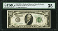 Fr. 2001-H* $10 1928A Federal Reserve Note. PMG Choice Very Fine 35