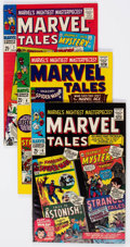 Bronze Age (1970-1979):Superhero, Marvel Tales Group of 56 (Marvel, 1972-77) Condition: Average VF-.... (Total: 56 Comic Books)