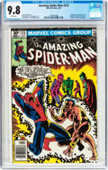 Modern Age (1980-Present):Superhero, The Amazing Spider-Man #215 (Marvel, 1981) CGC NM/MT 9.8 White pages....