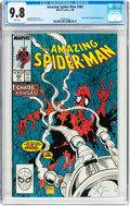 Modern Age (1980-Present):Superhero, The Amazing Spider-Man #302 (Marvel, 1988) CGC NM/MT 9.8 White pages....