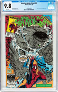 Modern Age (1980-Present):Superhero, The Amazing Spider-Man #328 (Marvel, 1990) CGC NM/MT 9.8 White pages....