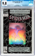Modern Age (1980-Present):Superhero, The Amazing Spider-Man #365 (Marvel, 1992) CGC NM/MT 9.8 White pages....