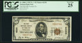 National Bank Notes:Pennsylvania, Everett, PA - $5 1929 Ty. 1 The First NB Ch. # 6220. ...
