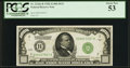 Small Size:Federal Reserve Notes, Fr. 2210-B $1,000 1928 Federal Reserve Note. PCGS About New 53.. ...