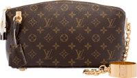 Louis Vuitton Classic Monogram Canvas Defile Femme Fetish Clutch Bag Excellent to Pristine Condition