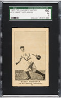 Baseball Cards:Singles (Pre-1930), 1917 E135 Collins-McCarthy Harry Heilmann #71 SGC 60 EX 5 - PopTwo, None Higher. ...