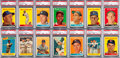 Baseball Cards:Sets, 1958 Topps Baseball Near Set (485/494). ...
