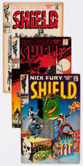 Silver Age (1956-1969):Superhero, Nick Fury, Agent of S.H.I.E.L.D. and Captain Savage and His Leatherneck Raiders Group of 7 (Marvel, 1960s) Condition: Average ... (Total: 7 Comic Books)