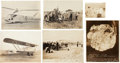 Transportation:Aviation, Igor Sikorsky: Extensive Photo Archive.... (Total: 4 Items)