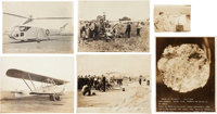 Igor Sikorsky: Extensive Photo Archive
