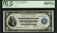 Fr. 754 $2 1918 Federal Reserve Bank Note PCGS Choice About New 58PPQ
