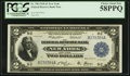 Large Size:Federal Reserve Bank Notes, Fr. 750 $2 1918 Federal Reserve Bank Note PCGS Choice About New 58PPQ.. ...
