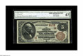 National Bank Notes:Missouri, Saint Louis, MO - $5 1882 Brown Back Fr. 477 The State NB Ch. #(M)5172 One of the nicest Brown Backs we've seen from t...