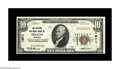 National Bank Notes:Missouri, Sedalia, MO - $10 1929 Ty. 1 The Citizens NB Ch. # 1971. A bankmuch scarcer in small than large. We sold a Very Good o... (Total:3 items)