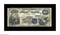 National Bank Notes:Montana, Chinook, MT - $10 1882 Date Back Fr. 545 The First NB Ch. # (W)6097. Chinook is just miles from Bear Paw Battlefield, wh...