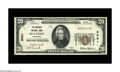 National Bank Notes:Nebraska, Beatrice, NE - $20 1929 Ty. 1 The Beatrice NB Ch. # 3081. Although not from an institution that is scarce by any stretch...