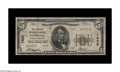 National Bank Notes:North Carolina, Durham, NC - $5 1929 Ty. 2 The Citizens NB Ch. # 7698. This note is unique for type currently. Marion Eugene Newsom ser...