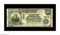National Bank Notes:North Carolina, Goldsboro, NC - $10 1902 Plain Back Fr. 631 The Wayne NB Ch. # 10614. Here is an average circulated example from this t...