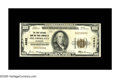 National Bank Notes:Oklahoma, Oklahoma City, OK - $100 1929 Ty. 1 The First NB & TC Ch. # 4862. This offering is a clean and appealing Very Fine....