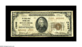 National Bank Notes:Pennsylvania, Beech Creek, PA - $20 1929 Ty. 2 The Beech Creek NB Ch. # 13205. An extremely rare bank with just four small (and one la...