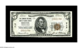National Bank Notes:Pennsylvania, Bristol, PA - $5 1929 Ty. 1 The Farmers NB of Bucks County Ch. #717. This note offers in your face embossing on bright ...