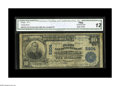 National Bank Notes:Pennsylvania, Glen Campbell, PA - $10 1902 Plain Back Fr. 632 The First NB Ch. # 5204. This always popular town name has been given t...