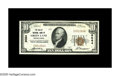National Bank Notes:Pennsylvania, Green Lane, PA - $10 1929 Ty. 1 The Valley NB Ch. # 9084. This Montgomery County note is a well centered and bright A...