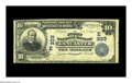 National Bank Notes:Pennsylvania, Lancaster, PA - $10 1902 Date Back Fr. 616 The First NB Ch. # (E)333. A still nice looking Fine Date Back from stro...