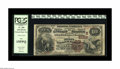 National Bank Notes:Pennsylvania, Monessen, PA - $10 1882 Brown Back Fr. 490 The First NB Ch.#(E)5253. This was the first of three issuers chartered her...