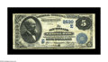 National Bank Notes:Pennsylvania, New Holland, PA - $5 1882 Value Back Fr. 574 The New Holland NB Ch. # (E)2530. This Lancaster County institution is a ve...