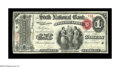 National Bank Notes:Pennsylvania, Philadelphia, PA - $1 Original Fr. 380 The Sixth NB Ch. # 352. Just four First Charter examples are listed in the Kelly ...