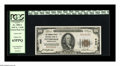 National Bank Notes:Pennsylvania, Pittsburgh, PA - $100 1929 Ty. 1 The Farmers Deposit NB Ch. # 685.A nice certified example which is ideal as a represe...