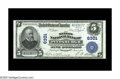 National Bank Notes:Pennsylvania, Pittsburgh, PA - $5 1902 Plain Back Fr. 598 The Mellon NB Ch. #6301. A bright $5 Plain Back for type with Gem paper su...