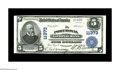 National Bank Notes:Pennsylvania, Port Royal, PA - $5 1902 Plain Back Fr. 606 The Port Royal NB Ch. #11373. A beautiful note from a very scarce Juniata C...