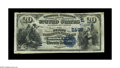National Bank Notes:Pennsylvania, Roscoe, PA - $20 1882 Date Back Fr. 555 The First NB Ch. # (E)5495.A scarcer western Pennsylvania note which is new to ...