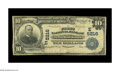 National Bank Notes:Pennsylvania, Schuylkill Haven, PA - $10 1902 Plain Back Fr. 632 The First NB Ch. # (E)5216. This example which carries this popular ...