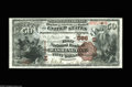 National Bank Notes:Pennsylvania, Washington, PA - $50 1882 Brown Back Fr. 508 The First NB Ch. #(E)586. This is a beautiful note which is new to the cen...