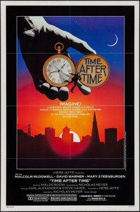 "Time After Time & Other Lot (Warner Brothers, 1979). One Sheets (2) (27"" X 41""). Science Fiction. ... (Tot..."