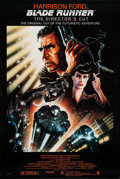 "Movie Posters:Science Fiction, Blade Runner (Warner Brothers, R-1992). One Sheet (27"" X 40.5"") DSDirector's Cut. Science Fiction.. ..."
